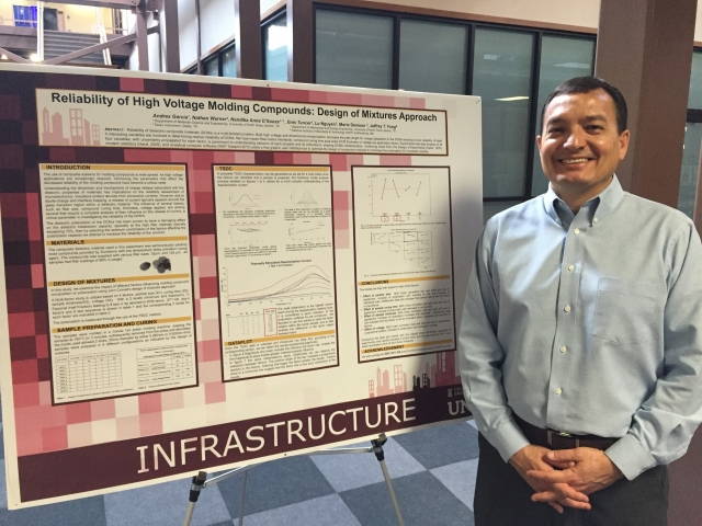 Materials Science student poster