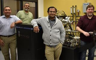 UNT researchers discover new material